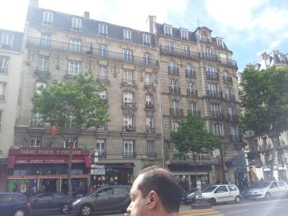 Just your random street in Paris.