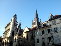 Dijon is practically in Fairytale Land.
