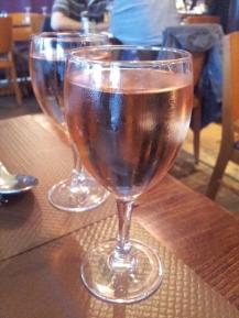 ... or nice wine!